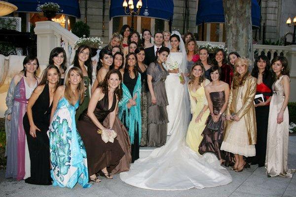 Protocolo De Vestir Y Maquillaje Para Una Boda Marilé