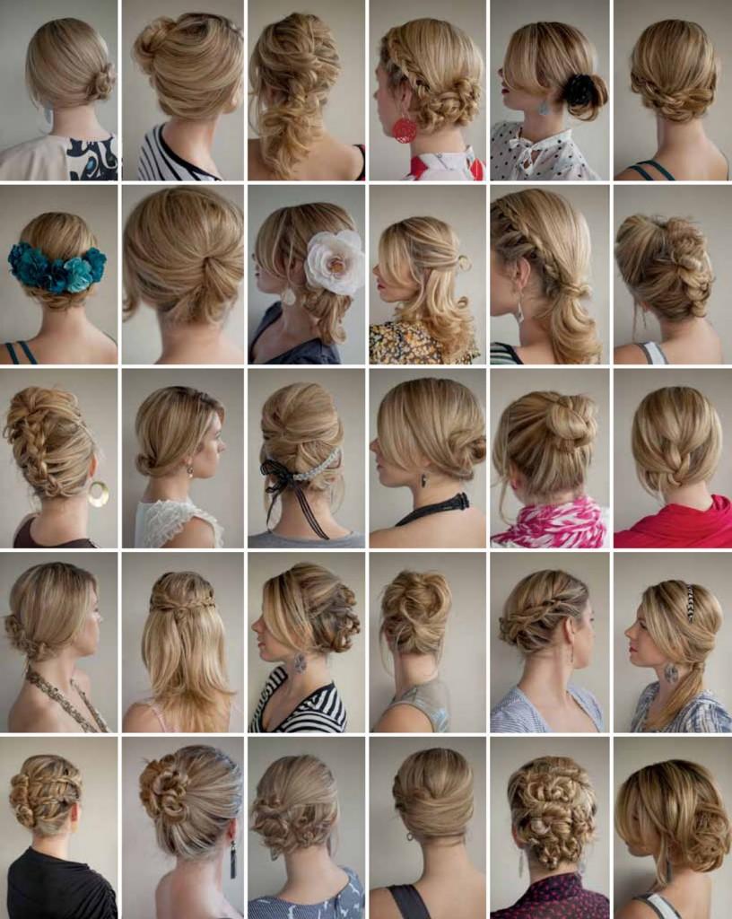 30 Peinados De Novia Marile Eventos Wedding Planner