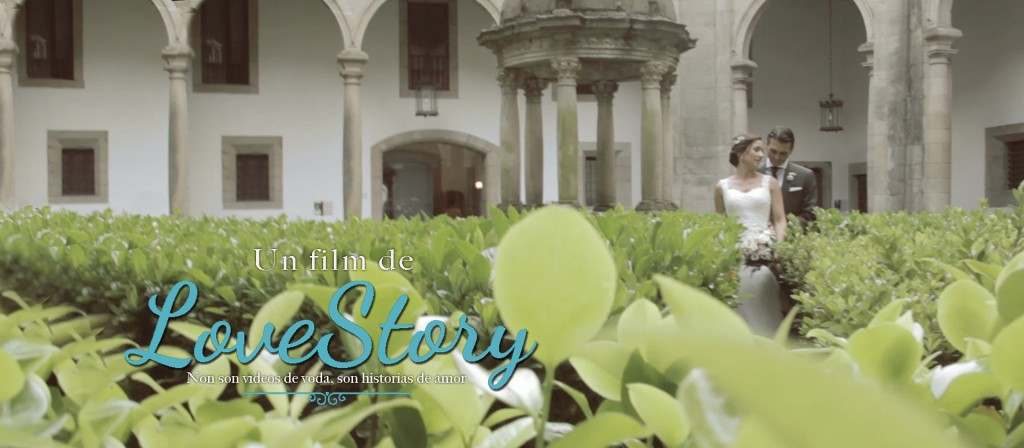 Love story video