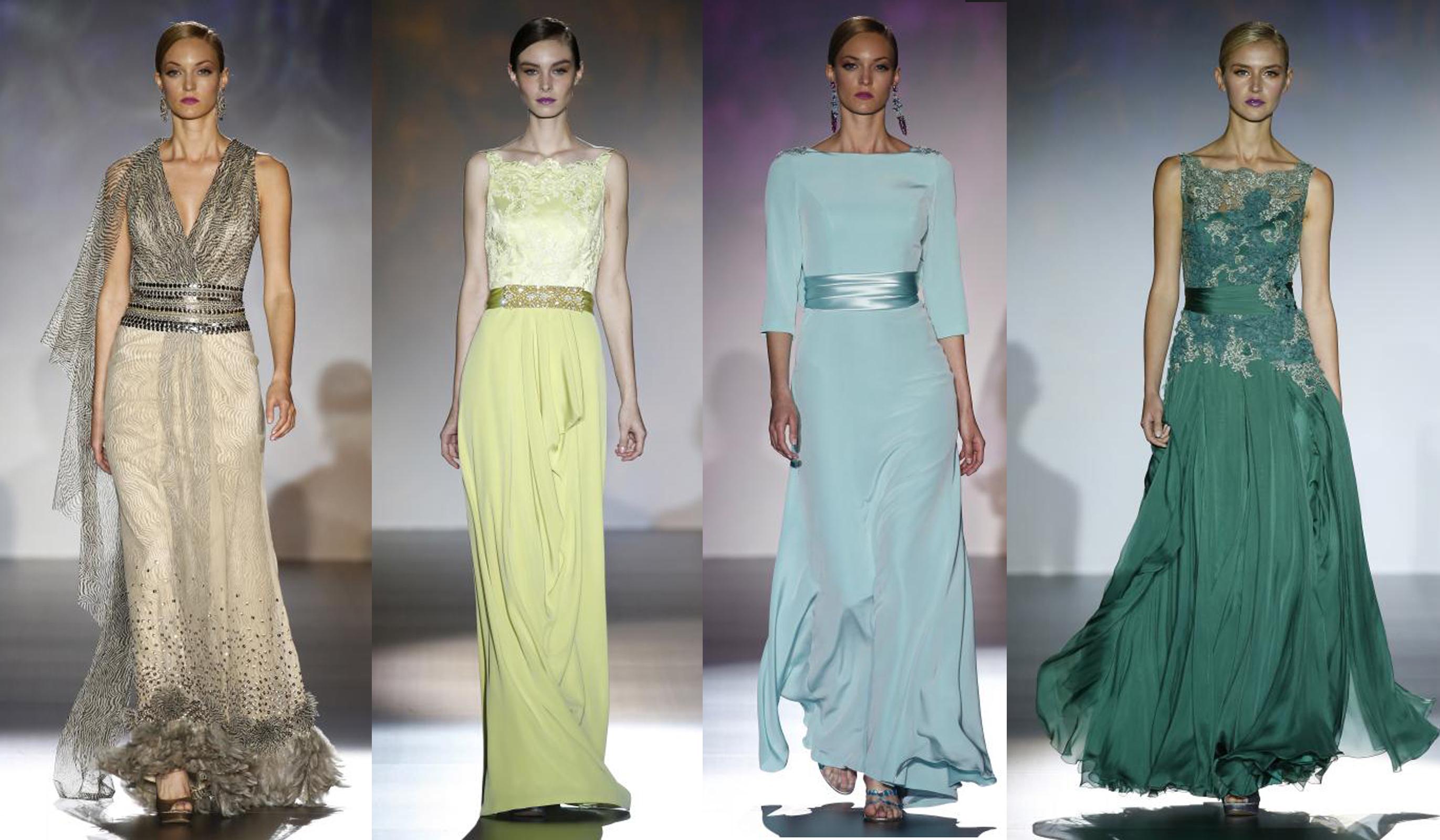 Vestidos de boda moda 2016 – Moda Española moderna 2018