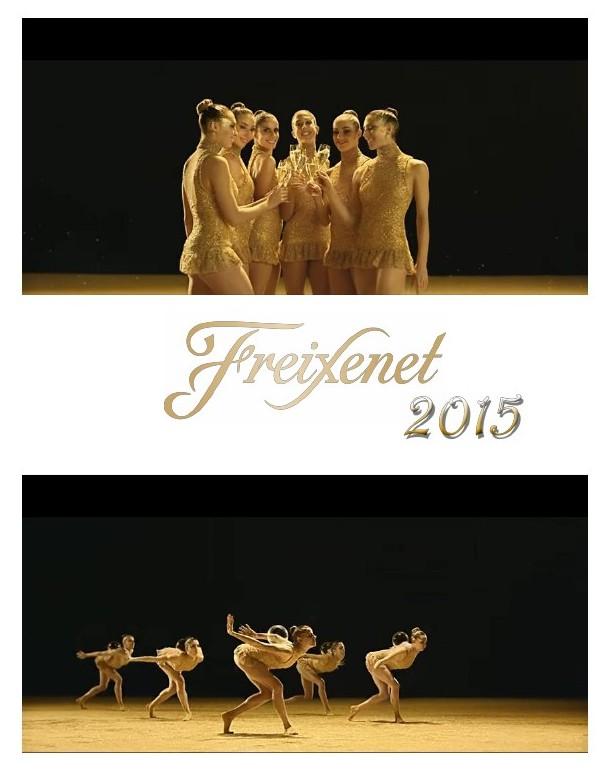 Freixenet 2015- anuncio