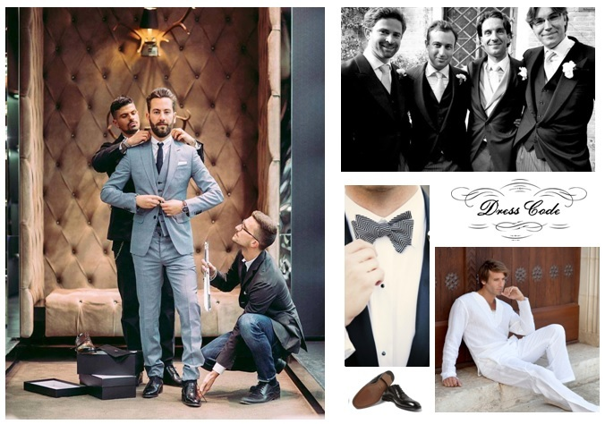 dress code invitado boda