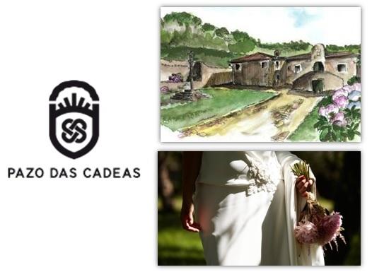 1.Pazo Das Cadeas
