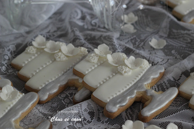 7-Galletas tarta bodas flores