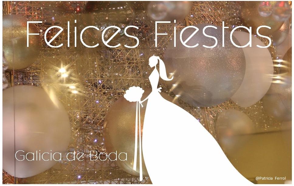 1 Postal Navidad- Galicia de Boda