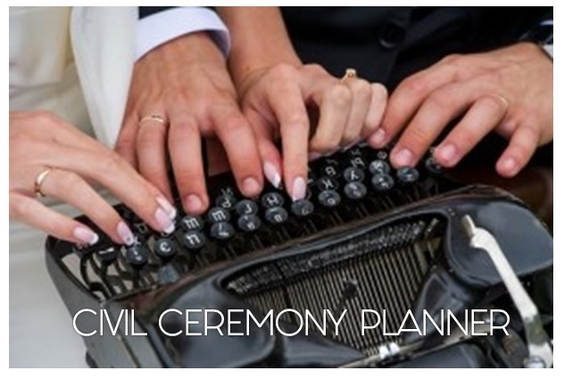 CIVIL CEREMONY PLANNER